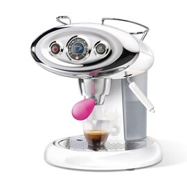 Кафемашина illy Francis Francis X 7.1 Limited Edition Fuxia, Iperespresso система