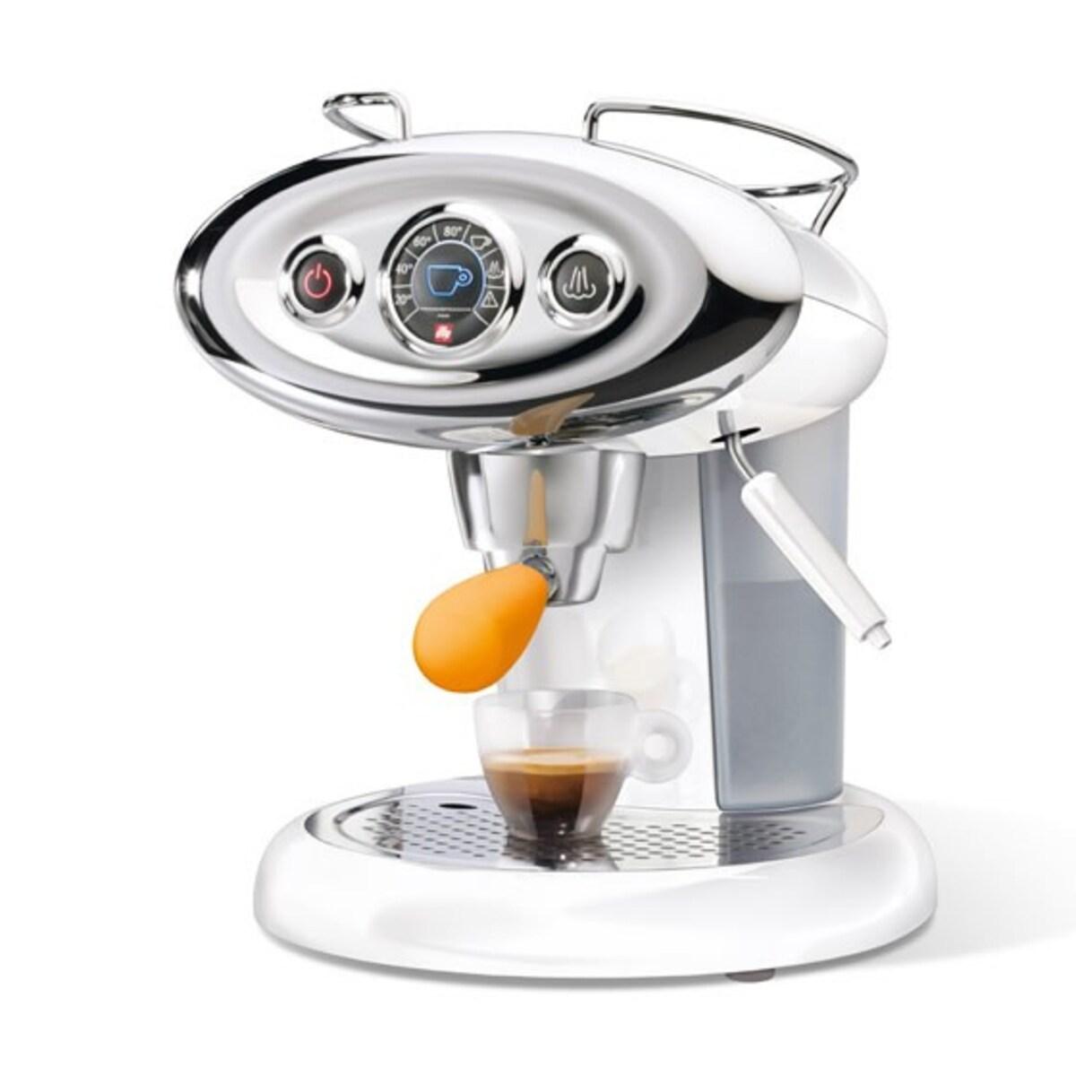 Кафемашина illy Francis Francis X 7.1 Limited Edition Orange, IperEspresso система