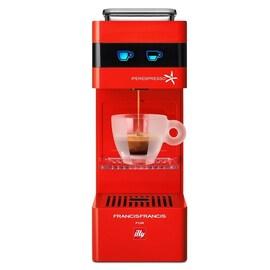 Кафемашина illy Francis Francis Y3.2 - червена, Iperespresso система