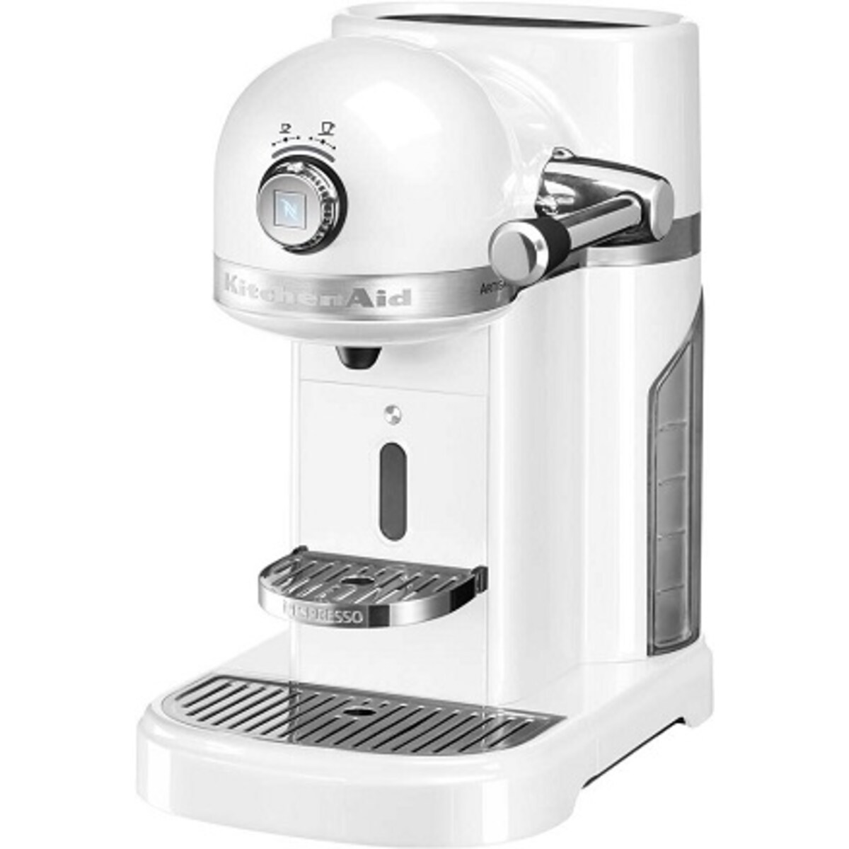 Nespresso Kitchen Aid Frosted Pearl