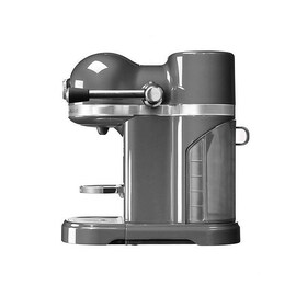 Nespresso Kitchen Aid Medallion Silver