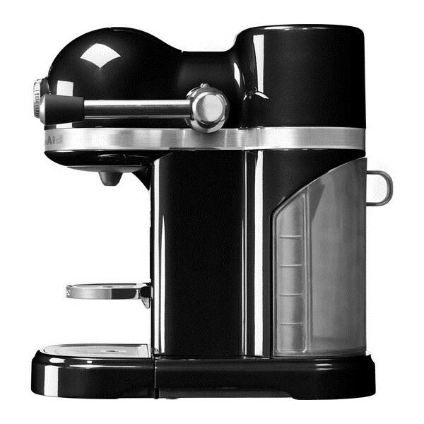 Nespresso Kitchen Aid Onyx Black