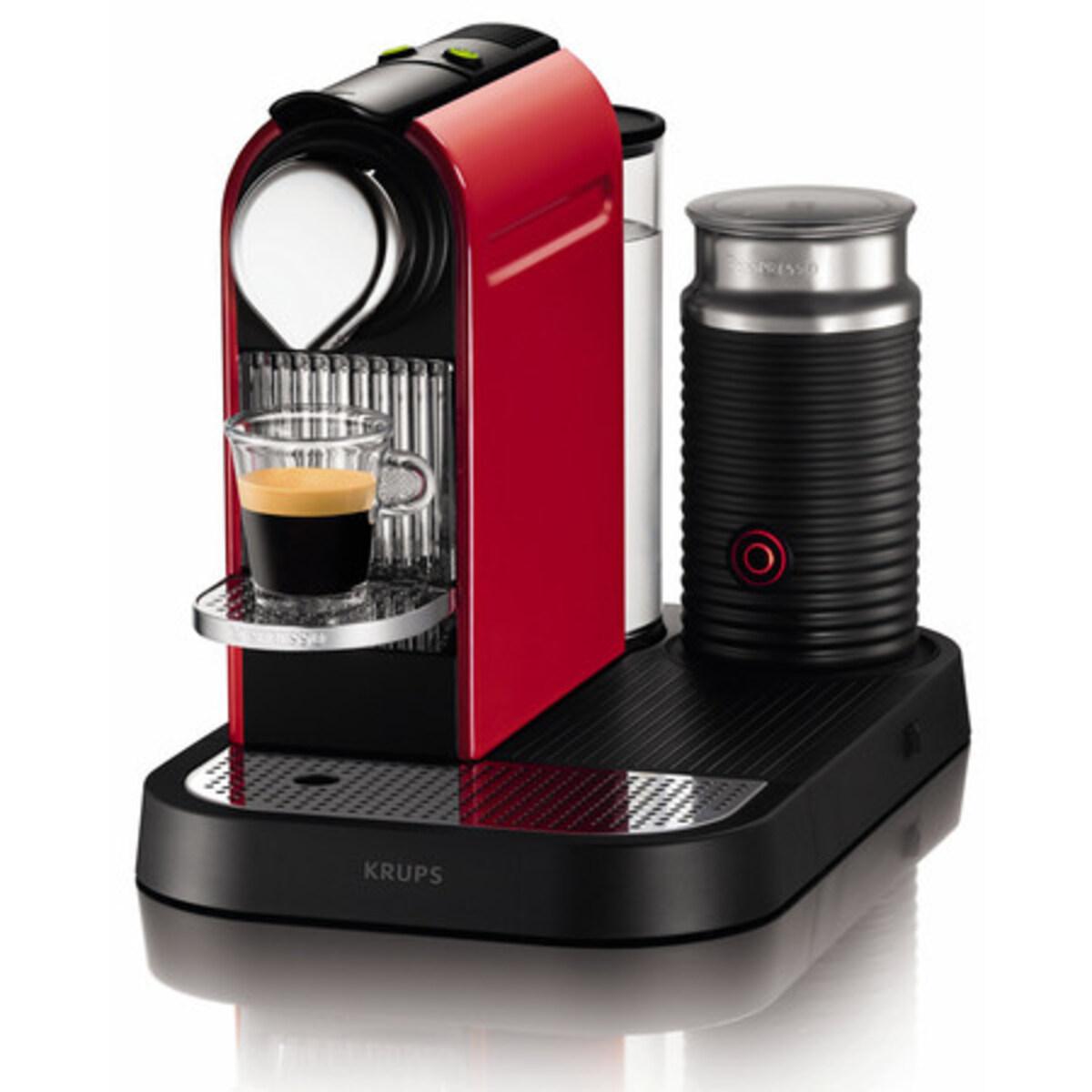 Nespresso Citiz&Milk Red XN 7305
