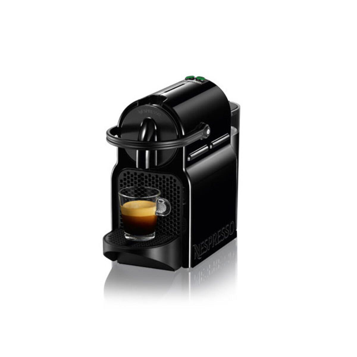 Nespresso Inissia Black + 2 кутии капсули Cafe Royal ПОДАРЪК