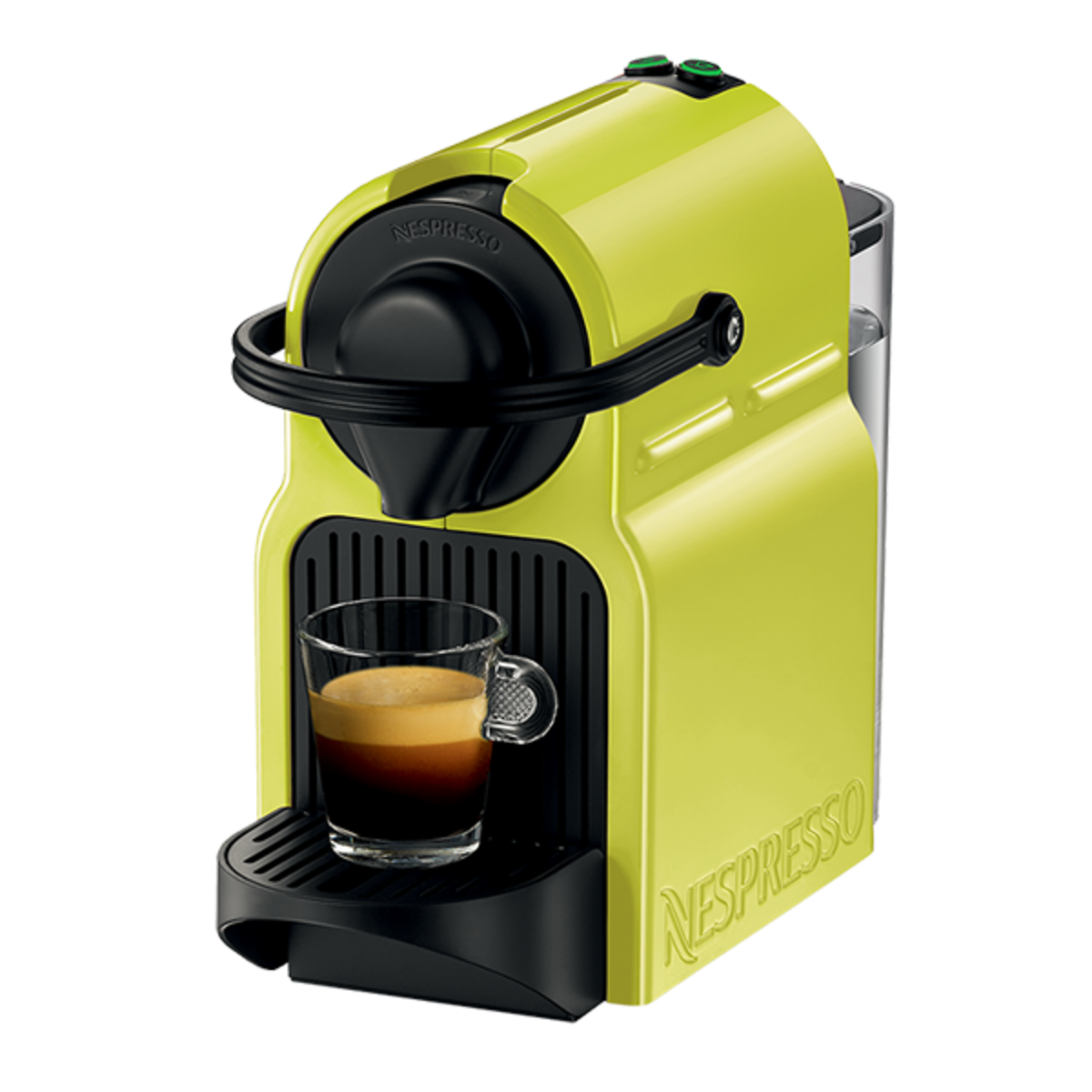 Nespresso Inissia Lime Yellow (Limited Edition)