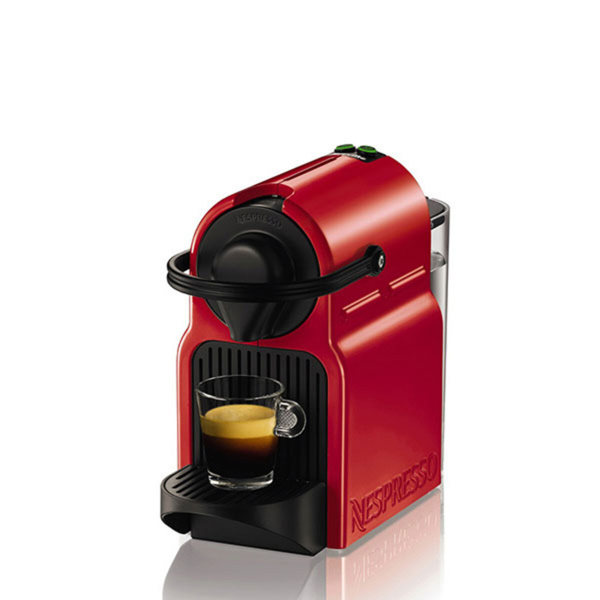 Nespresso Inissia червена