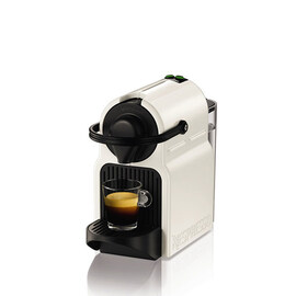 Nespresso Inissia White кафемашина + 30бр подарък капсули асорти