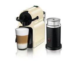 Nespresso Inissia Cream кафемашина със система Aeroccino за мляко