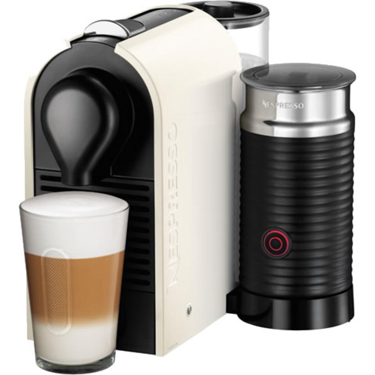 Nespresso U XN 2601 със система за мляко