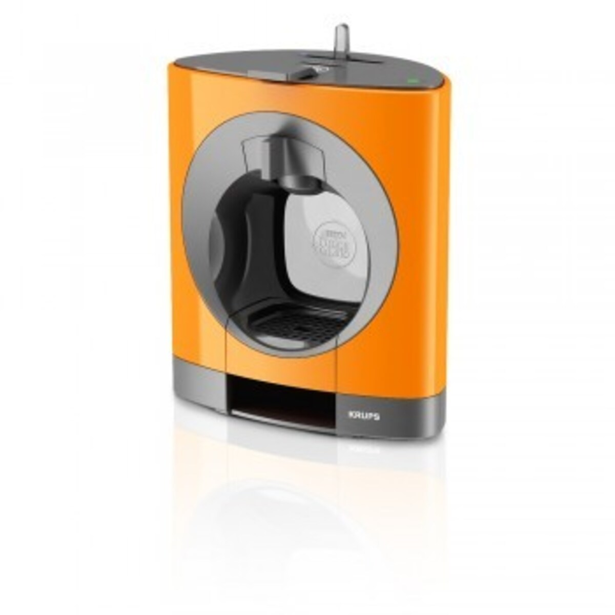 Nescafe Dolce Gusto - Oblo, оранжева
