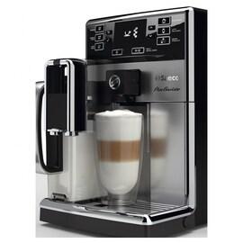 Philips Saeco PicoBaristo Steel, Black aвтоматична еспресо машина за 11 напитки кафе робот