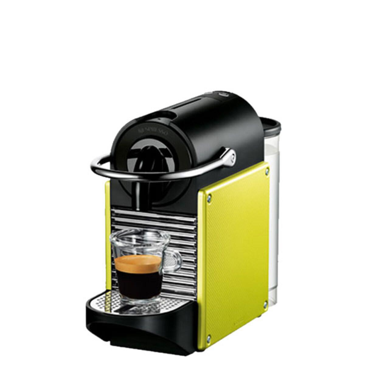 Nespresso Pixie Lime