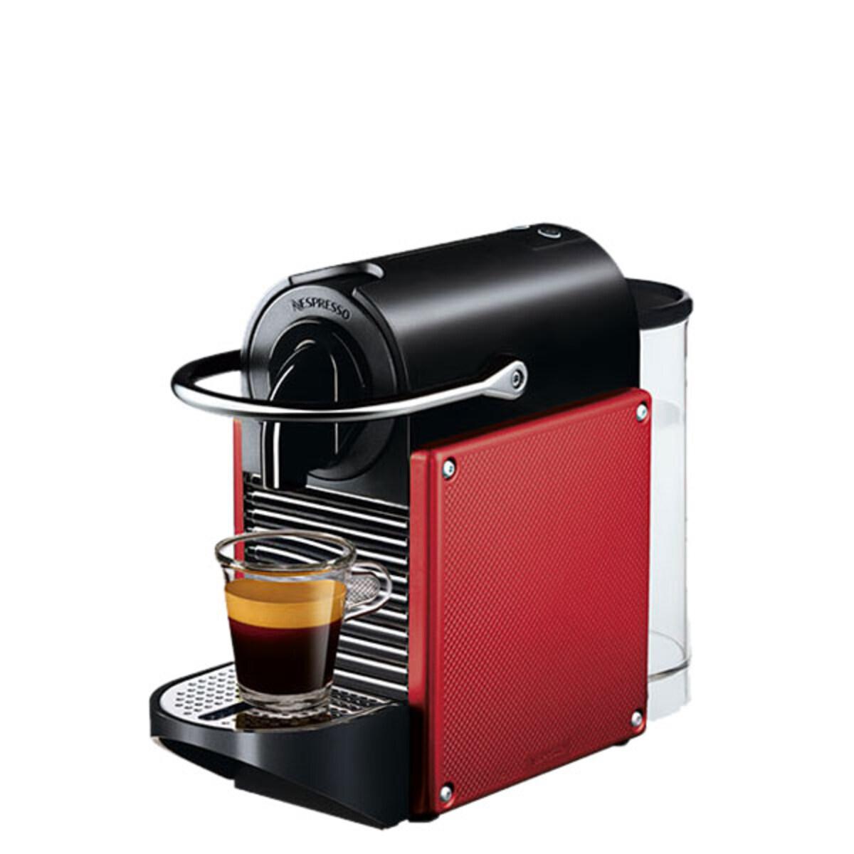 Nespresso Pixie Red