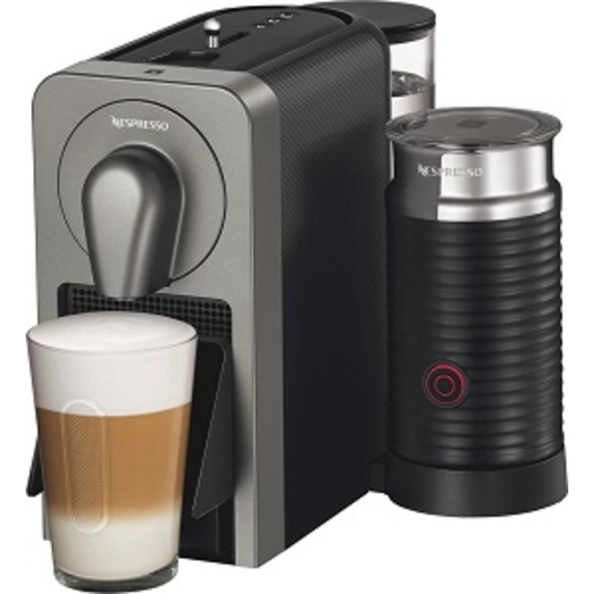 Nespresso Prodigio със система за мляко Aeroccino