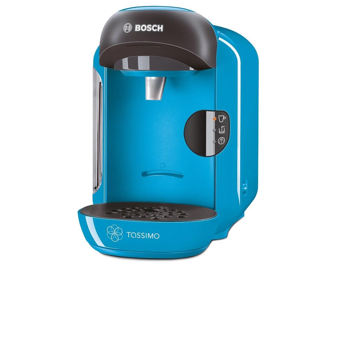 Bosch TAS1255 Tassimo Vivy - синя + ПОДАРЪК