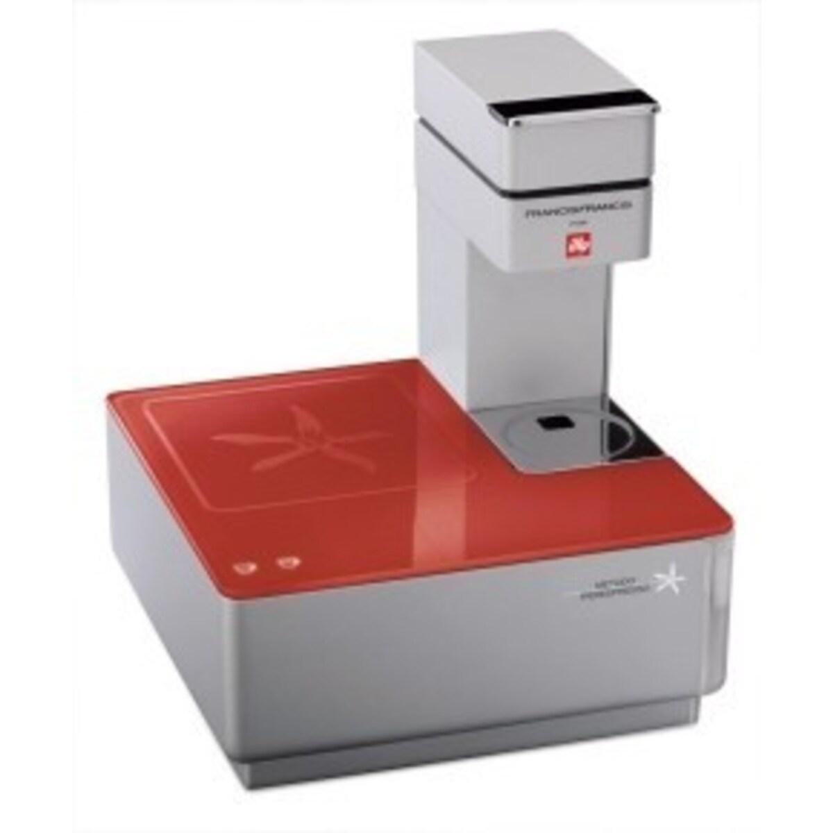 Кафемашина illy Francis Francis Y1.1 - червена, Iperespresso система