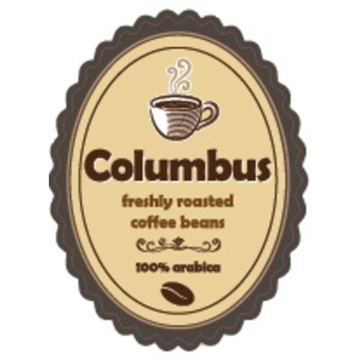 Прясно изпечено кафе Columbus - Espresso blend 1кг