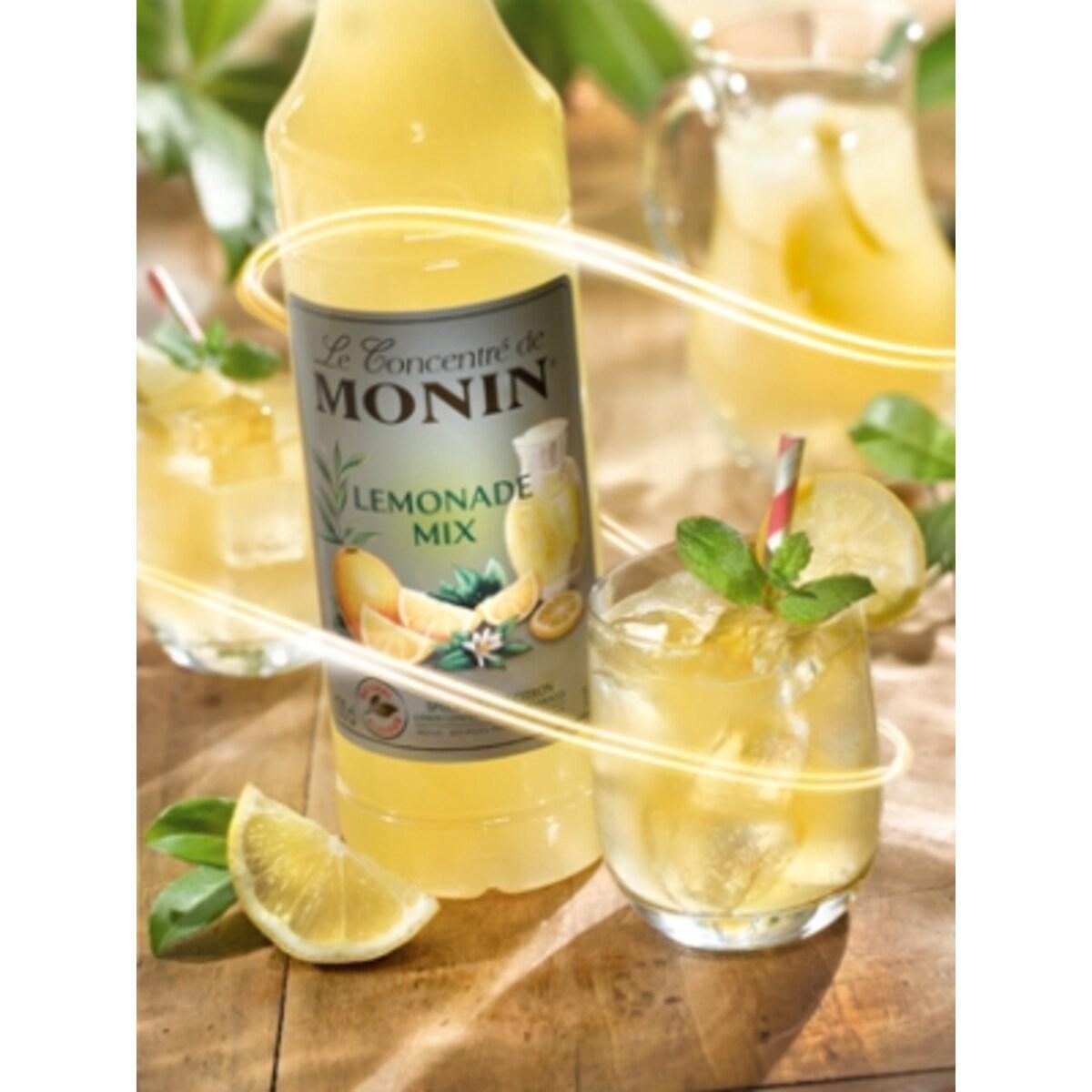 Монин Микс за лимонада