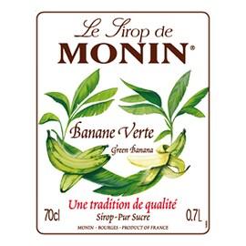 Монин Зелен банан