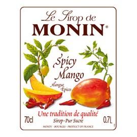 Монин Спайси манго