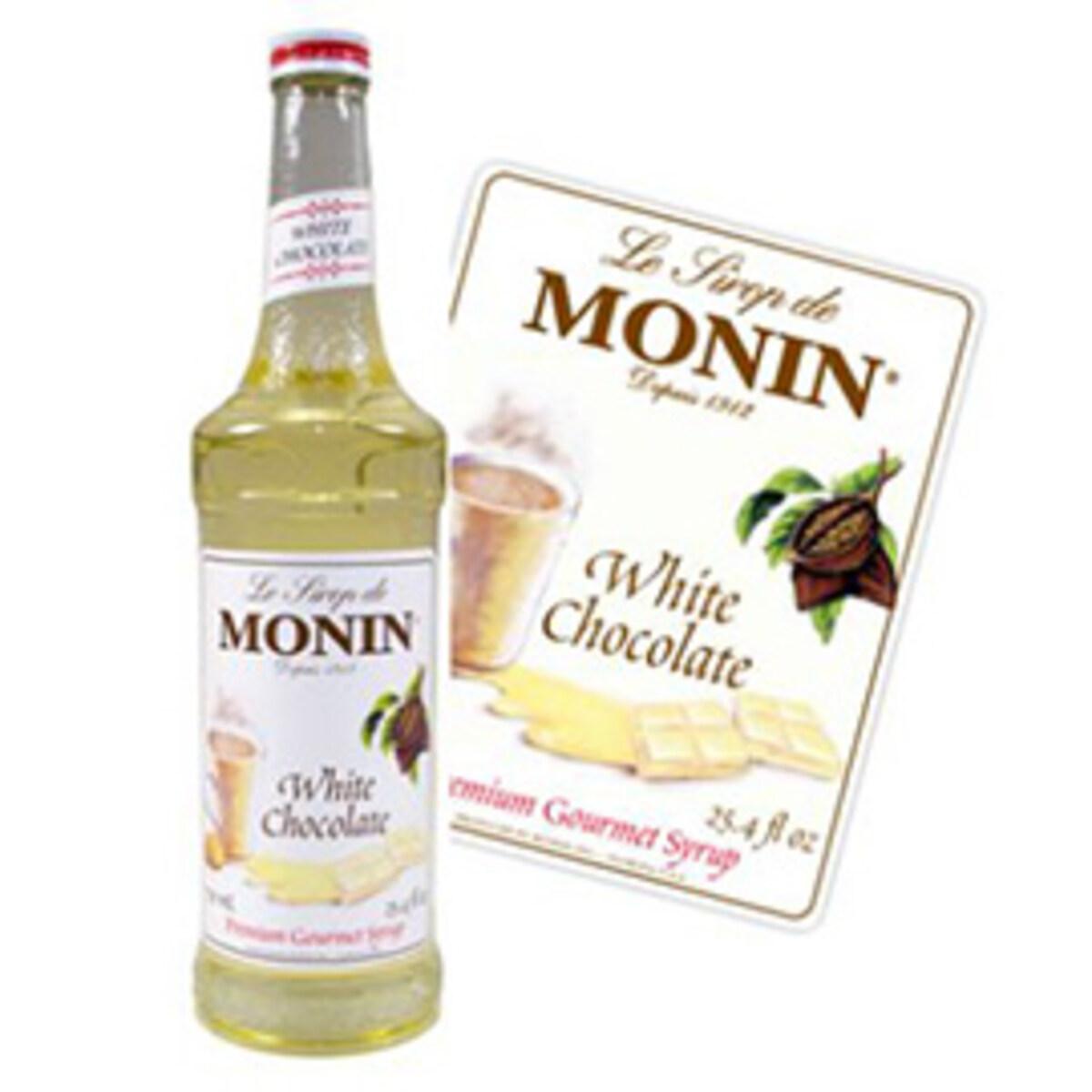 Монин Бял шоколад