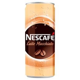 NESCAFE LATTE MACCHIATO готова кафе напитка с мляко