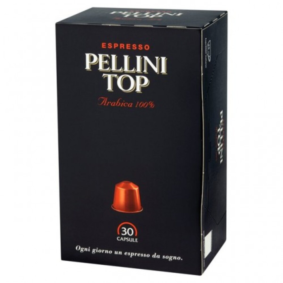 Pellini Top Nespresso съвместими капсули 30бр