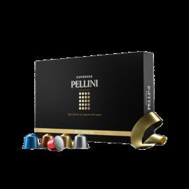Pellini Промо пакет Nespresso съвместими капсули 40бр