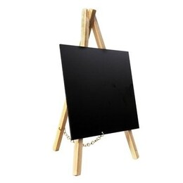 Securit Table Chalkboards - Mini Easel
