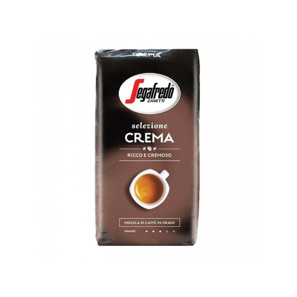 Segafredo Selezione Crema кафе на зърна 1кг