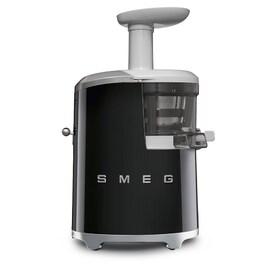 Smeg 50's Style бавнооборотна сокоизстисквачка цвят черен
