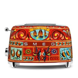 Тостер Smeg 50`s Style с дизайн Dolce& Gabbana