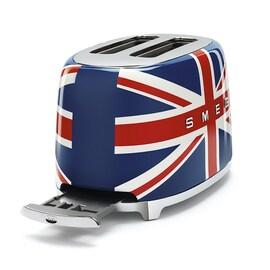 Тостер Smeg 50`s Style Британско знаме
