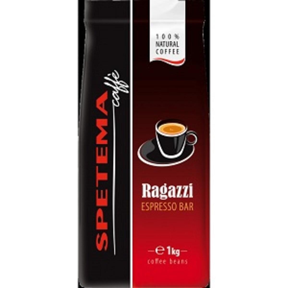 Spetema Ragazzi Espresso кафе на зърна 1кг