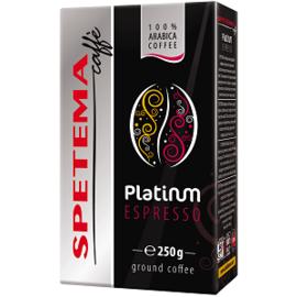 Spetema Platinum еспресо мляно кафе 250гр