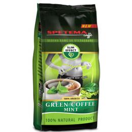 Spetema Green Coffee&Mint 100гр мляно кафе