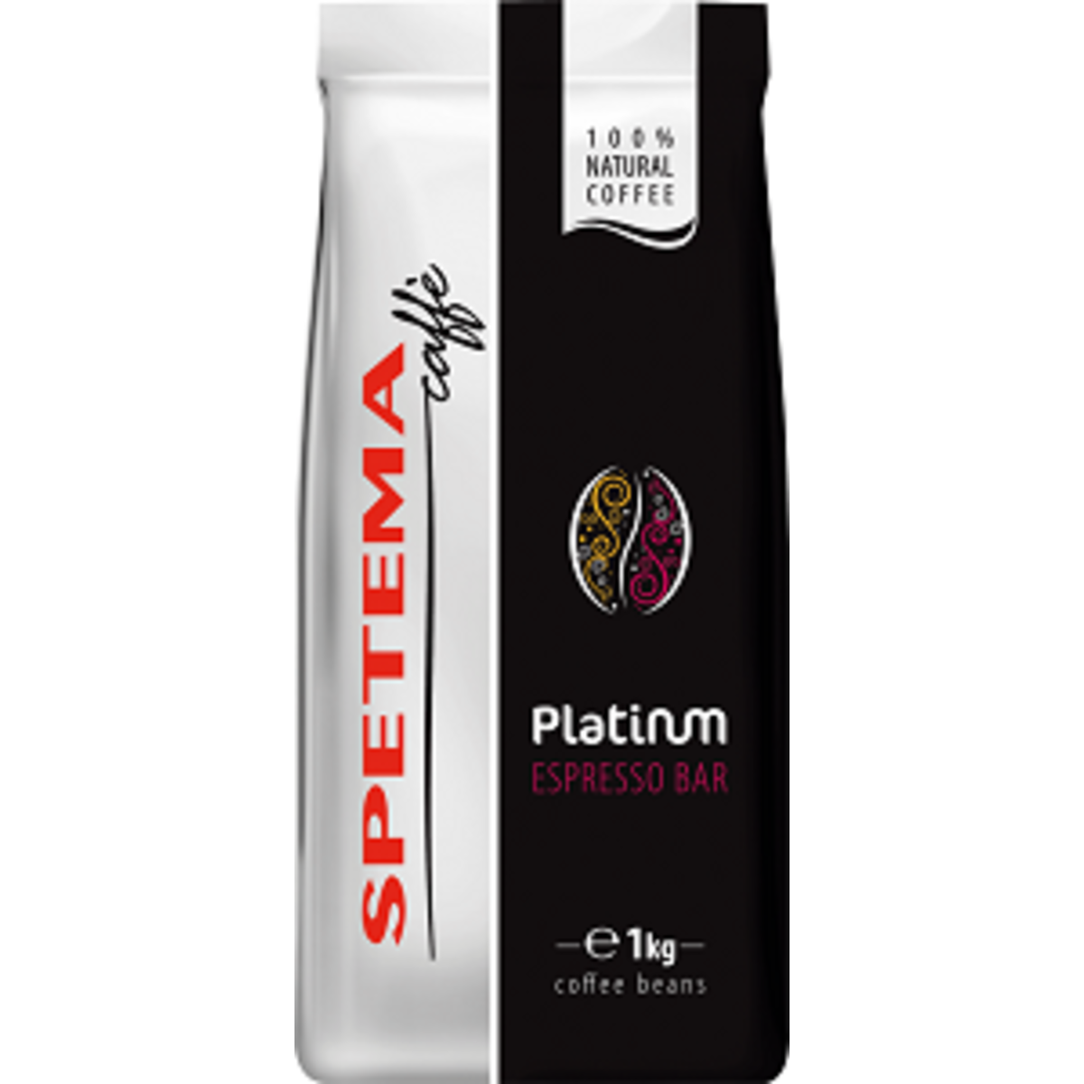 Spetema Platinum 1кг еспресо кафе на зърна