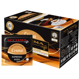 Spetema Crema Espresso моно дози