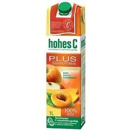 Hohes C Plus Манго Кайсия Ябълка 1л сок