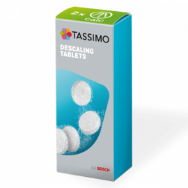 Tassimo почистващи таблетки за кафемашина Tassimo 4бр