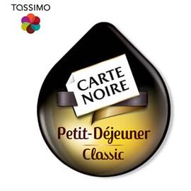 Tassimo Carte Noire Petit Dejeuner Classic
