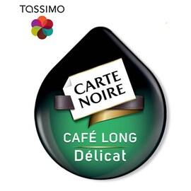 Tassimo Carte Noire Café Long Délicat