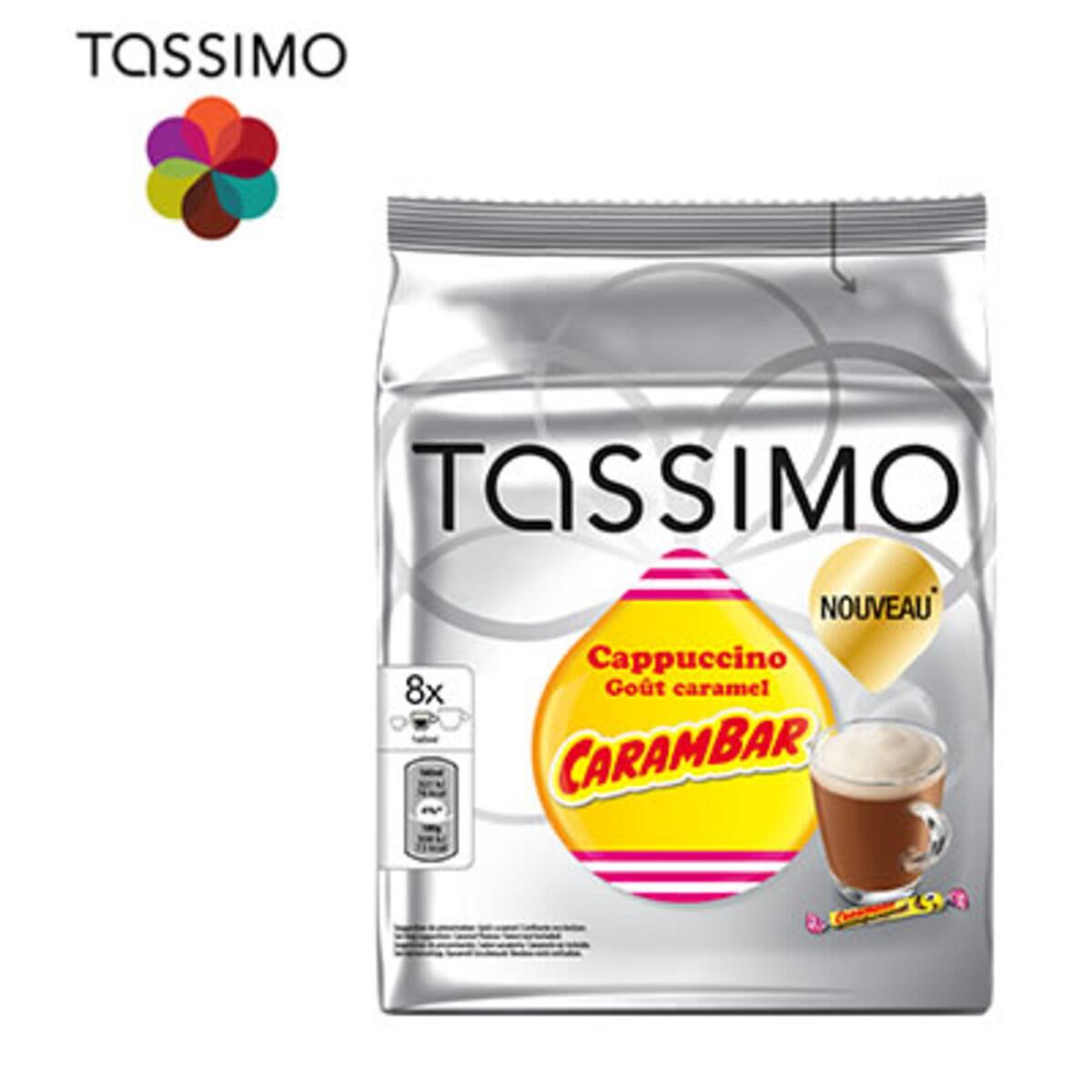 Tassimo Carambar Cappuccino