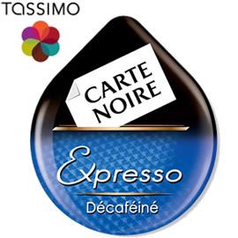 Tassimo Carte Noire Expresso Décaféiné