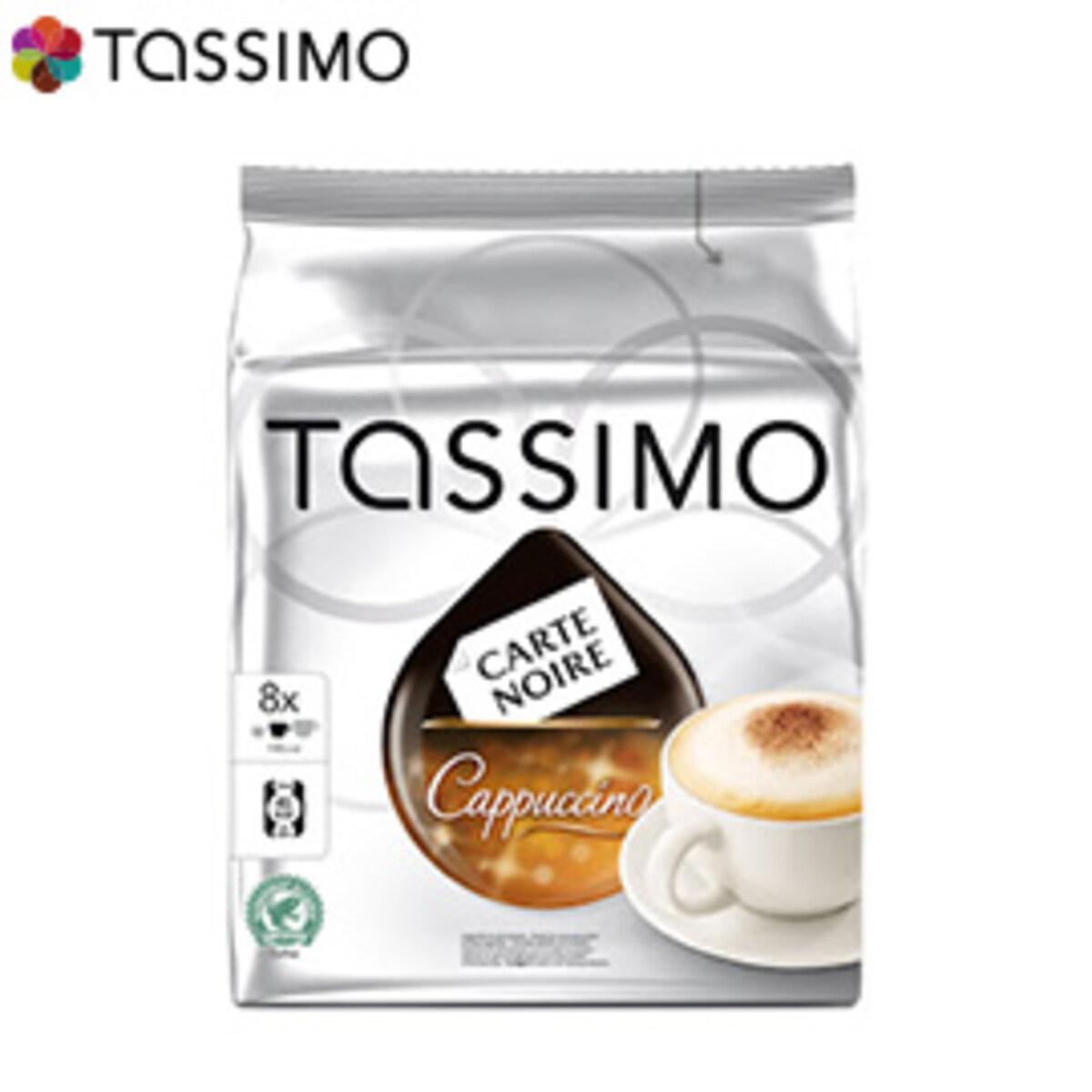 Tassimo Carte Noire Cappuccino