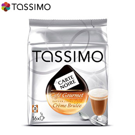 Tassimo Carte Noire Creme Brulee