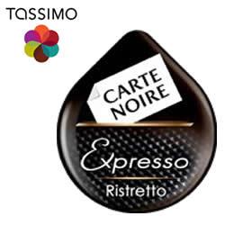 Tassimo Carte Noire Espresso Ristretto
