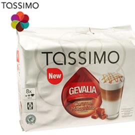 Tassimo Gevalia Caramel Latte Macchiato