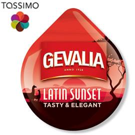 Tassimo Gevalia Latin Sunset