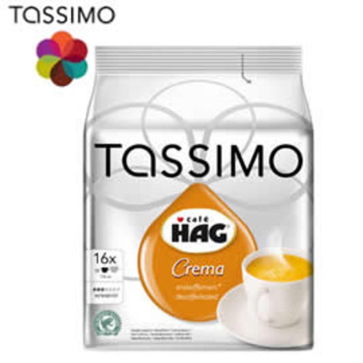 Tassimo Cafe Hag безкофеиново
